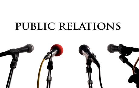 Public relations media services